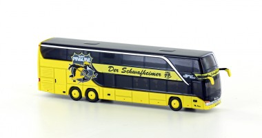 Lemke Minis 4477 Setra S431 Bus DT Mannschaftsbus
