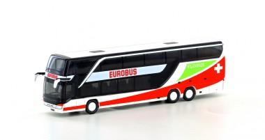 Lemke Minis 4480 Setra S 431 DT Eurobus Flixbus Schweiz
