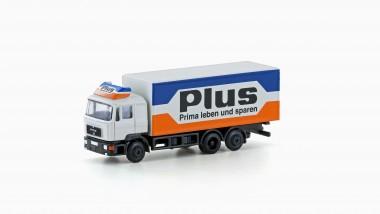 Lemke Minis 4601 MAN F90, 3-achs Koffer PLUS