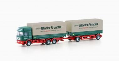Lemke Minis 4631 MAN F90 Wechsel-Pritschen-HZ Rheinkraft