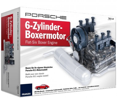 Lemke Collection LC65911 Porsche 6-Zylinder-Boxermotor Bausatz
