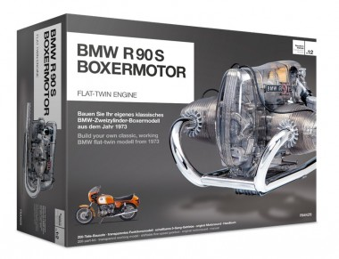 Lemke Collection LC67009 BMW R 90 S-Boxermotor