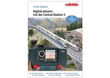 Märklin 03083 Buch Märklin Digital Teil 3 DE