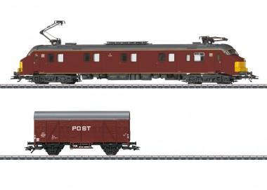 Märklin 26613 NS Triebwagen Serie mP 3000 2-tlg Ep.4