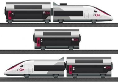 Märklin 29406 myWorld Startpackung TGV Duplex