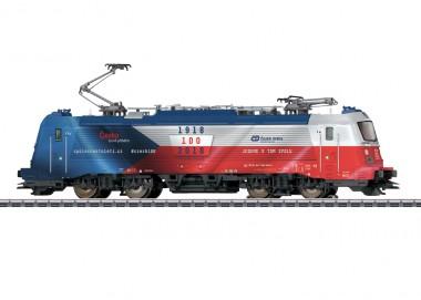 Märklin 36201 CD E-Lok BR 380 Flagge Ep.6