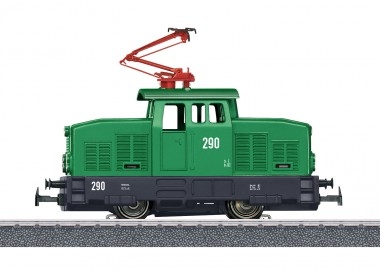 Märklin 36509 E-Lok Typ Henschel EA 500 Ep.4