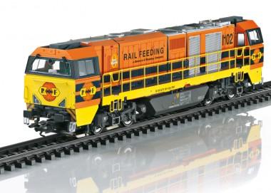 Märklin 37298 RFF Diesellok G2000 Ep.6
