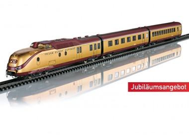 Märklin 37603 DB TEE Triebzug VT11.5 7-tlg Ep.3