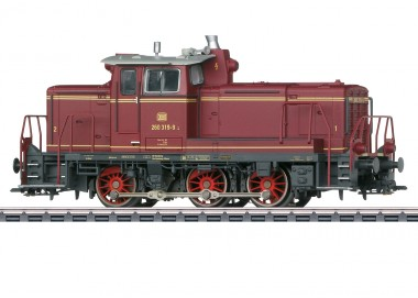 Märklin 37689 DB Diesellok BR 260 Ep.4