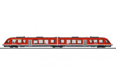 Märklin 37716 DBAG Nahverkehrs-Triebwagen LINT 41 Ep.6