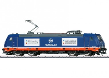 Märklin 37857 Raildox E-Lok BR 185.4 Ep.6