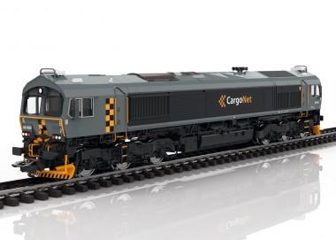 Märklin 39063 CargoNet Diesellok EMD Serie 66 Ep.6