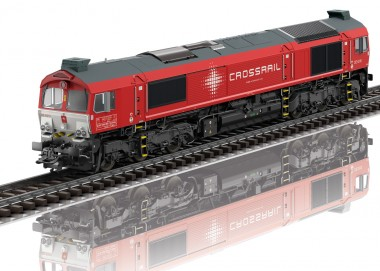 Märklin 39065 Crossrail Diesellok Class 77 Ep.6