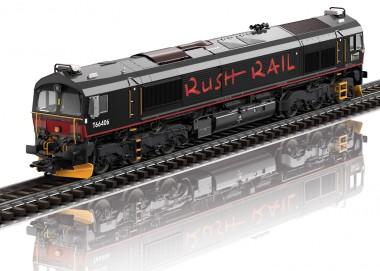 Märklin 39068 RushRail Diesellok Class 66 Ep.6