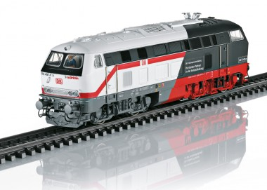 Märklin 39187 DBAG Diesellok 218 497 FZI Cottbus Ep.6