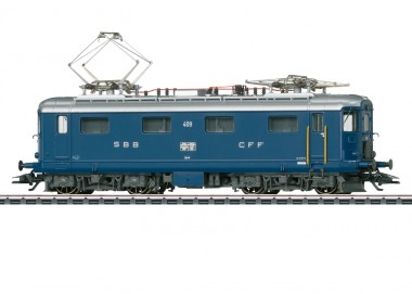 Märklin 39422 SBB E-Lok Serie Re 4/4 I blau Ep.3