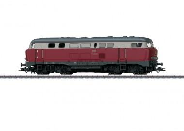 """Märklin 39741 DB Diesellok BR V 160 """"Lollo"""" Ep.3"""