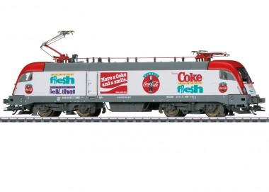 Märklin 39829 DBAG E-Lok BR 182 Coca Cola Ep.6