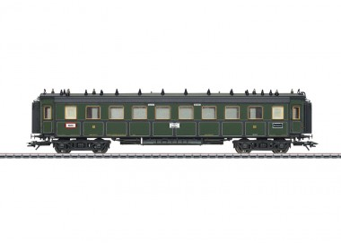 Märklin 41358 KBayStsB Personenwagen 3.Kl. Ep.1