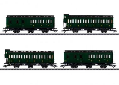Märklin 42042 SNCF Abteilwagenset zur Serie 130 Ep.3