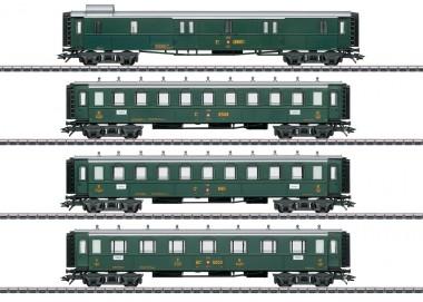 Märklin 42388 SBB Oltimer-Personenwagen-Set Ep.2