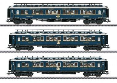 Märklin 42791 Schnellzug-Set 2 Simplon-Orient-Express
