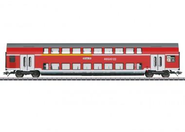 Märklin 43567 DBAG Doppelstockwagen 1./2.Kl. Ep.6