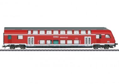 Märklin 43569 DBAG Doppelstock-Steuerwagen 2.Kl. Ep.6