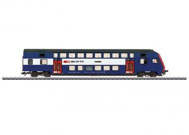Märklin 43575 SBB Doppelstock-Steuerwagen S-Bahn Ep.6