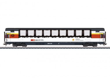 Märklin 43652 SBB GPE Panoramawagen Ep.6