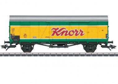 Märklin 46167 DB Knorr gedeckter Güterwagen Ep.3