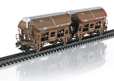 Märklin 46309 DSB Schwenkdachwagen-Set 12-tlg Ep.5