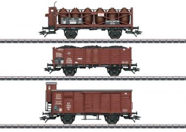 Märklin 46394 KPEV Güterwagen-Set Ep.1