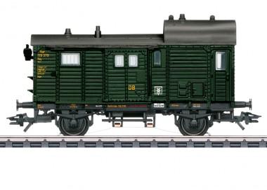 Märklin 46986 DB Güterzug-Gepäckwagen Ep.3