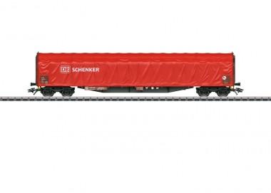 Märklin 47105 DB Schiebeplanenwagen Ep.6