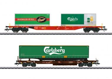 Märklin 47109 KLV Güterwagenset Ep.6