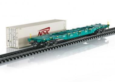 Märklin 47135 Lineas NV/SA Containerwagen Sgns Ep.6