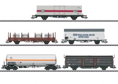 Märklin 47370 DB Güterwagen-Set 6-tlg Ep.4