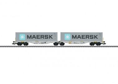 Märklin 47803 AAE Cargo Containerwagen 6-achs Ep.6