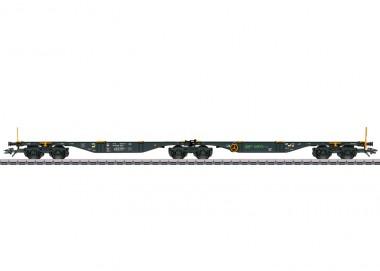 Märklin 47813 MFD Rail Doppel-Containertragwagen Ep.6