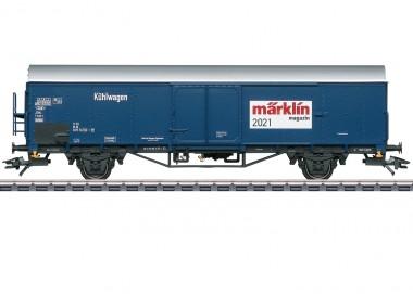 Märklin 48521 Märklin-Magazin Jahreswagen 2021