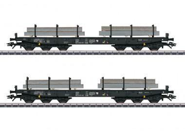 Märklin 48658 NS Schwerlastwagen-Set 2-tlg Ep.5