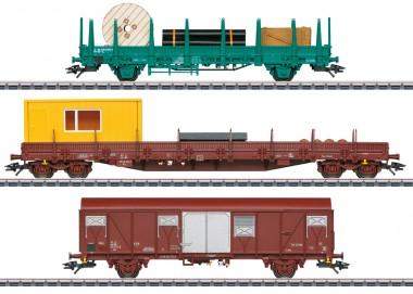 Märklin 49956 SNCB Cargo Dienstwagen-Set 3-tlg Ep.5