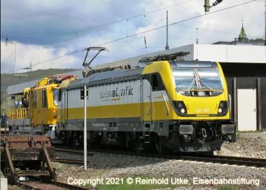 Märklin 55143 SRT E-Lok BR 487 EP.6