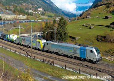 Märklin 55144 BLS Cargo E-Lok BR 187 Ep.6