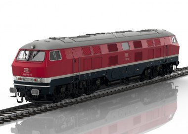 Märklin 55322 DB Diesellok BR 232 001 Ep.4