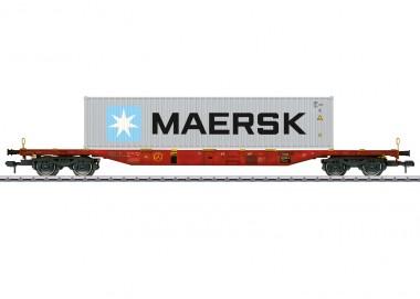 Märklin 58642 DBAG Container-Tragwagen Sgnss Ep.6