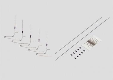 Märklin 74133 Quertragwerk-Set Bausatz
