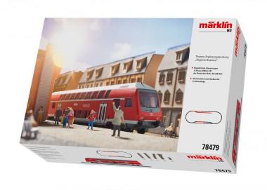 Märklin 78479 DBAG Doppelstocksteuerwagen 2.Kl. Ep.6